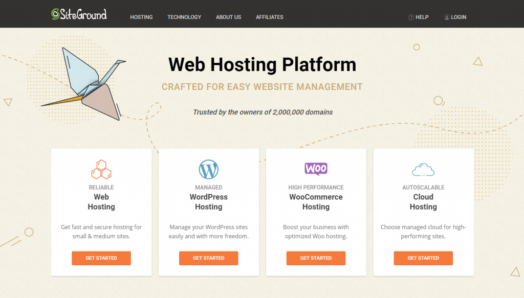 Siteground Web Hosting Reviews