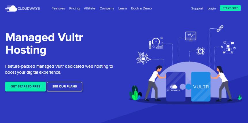 vultr hosting