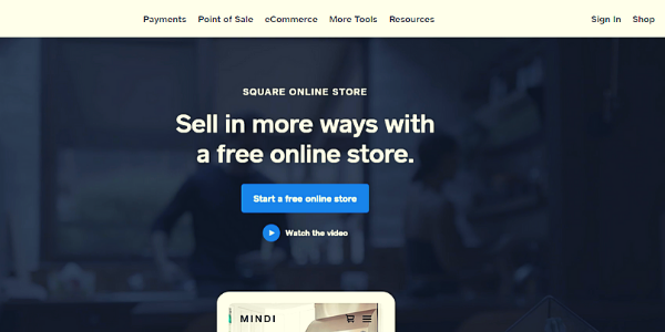 Square Online