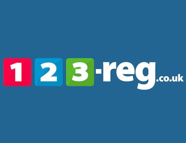 123 Reg Hosting